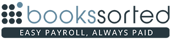 Bookssorted Payroll Services Logo